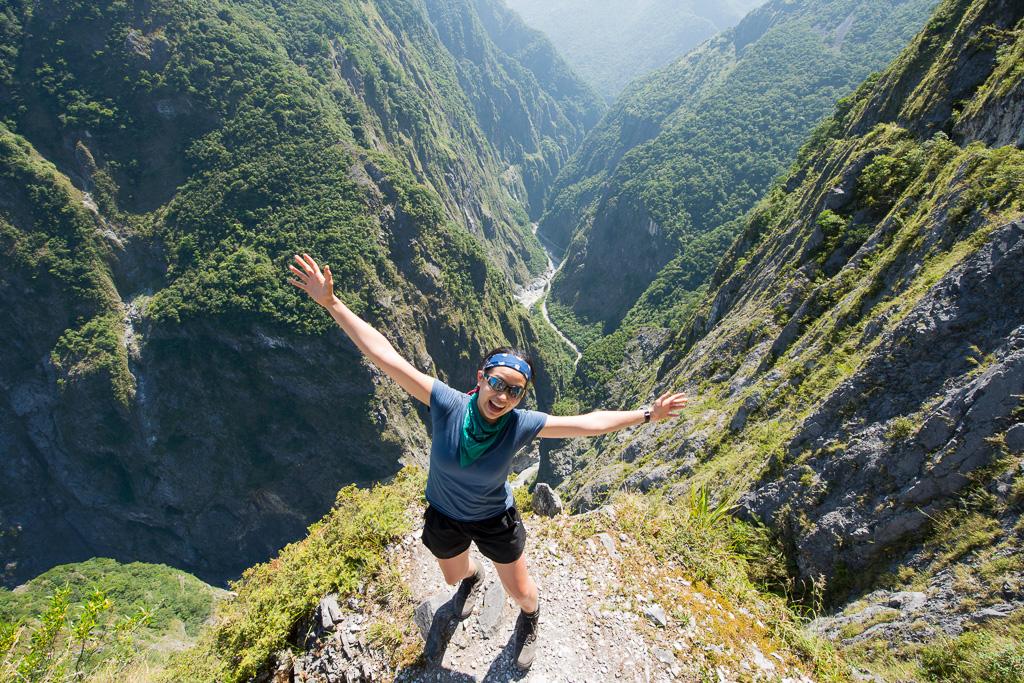 Taroko Gorge Zhuilu Vertigo Trail