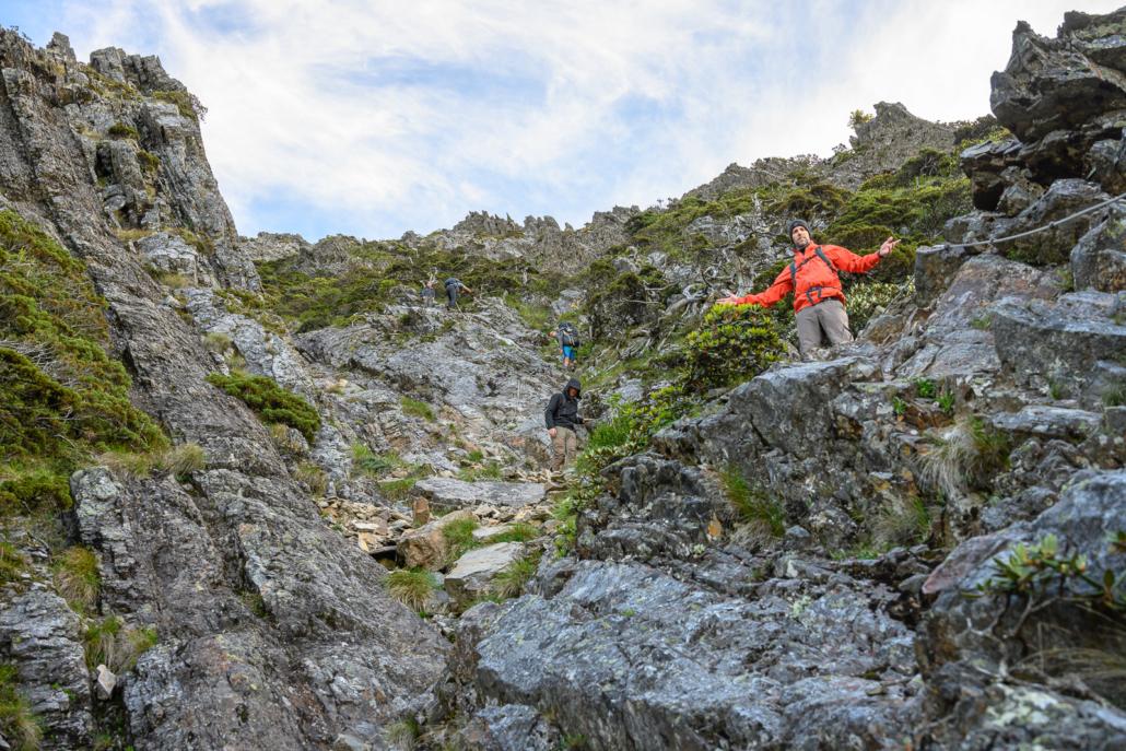 Hiking The Holy Ridge