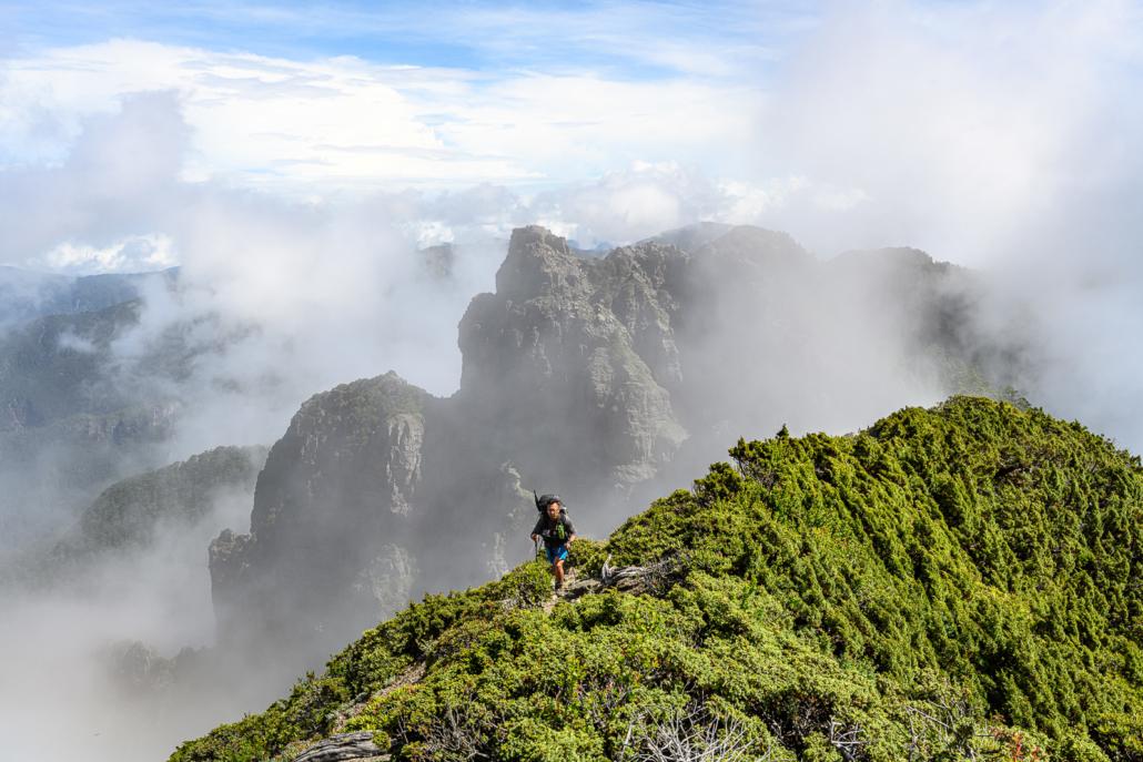 Hiking Taiwan's Holy Ridge